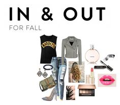 """IN & OUT"" by skylehenni ❤ liked on Polyvore featuring Ksubi, Christian Louboutin, L'Autre Chose, IRO, Chanel, Bobbi Brown Cosmetics and Christian Dior"