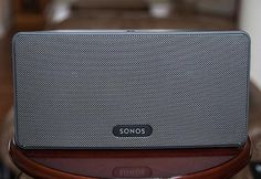 """What it does: Powerful all-in-one wireless speaker for the home. Why it's worth it: The Sonos Play:3 is a smaller, less expensive version of Sonos' Play:5 wireless speaker system, which makes it a great fit for the home. It offers almost the same clear, robust sound in a smaller footprint."""