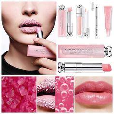 Пополнение в семье Dior Addict Lip Glow. Dior Addict Lip Sugar Scrub соединил в себе свойства нежного сахарного скраба и бальзама, проявляющегося на губах! Ждем-ждем! Meet the new addition to the Dior Addict Lip Glow family. Dior Addict Lip Sugar Scrub combined the properties of a lip balm and sweet sugar scrub! Great news! #diorbeauty #diormakeup #dioradduct photos: dior, beautyalmanac