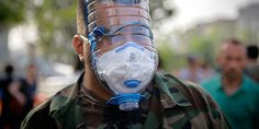 When do you need a gas mask? How to make a gas mask? What are the best ways to make a gas mask? Explained how to make soda bottle gas mask and air filter for your gas mask.