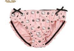 Hello Kitty Low Waist Briefs - Hello Kitty Briefs - Hello Kitty Stores