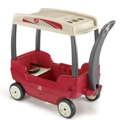An leading edge new kids's wagon with solar coverage, permits kids to be transported round in taste. There's quite a few…
