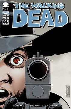 Comic Book Review: The Walking Dead #105