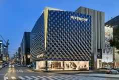 Givenchy+Flagship+Store+In+Seoul+By+Piuarch