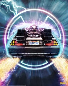 'Outatime' by Sam Gilbey