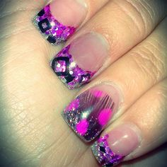 Feather Rockstars - Nail Art Gallery by NAILS Magazine