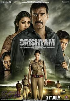 DRISHYAM Movie review  #Bollywood #Drishyam #AjayDevgn #AjayDevgan #HindiCinema #IndianCinema #MovieReview #RajatKapoor #Tabu #ShriyaSaran