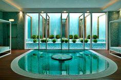 El spa by L'Occitane ocupa 400 metros cuadrados.
