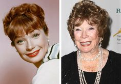 Shirley MacLaine, Women of the Then and Now Actors Then And Now, Celebrities Then And Now, Actress Without Makeup, Katharine Ross, Kate Jackson, Shirley Maclaine, Around The World In 80 Days, People Of Interest, Famous Women