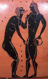 Pederasty in ancient Greece -