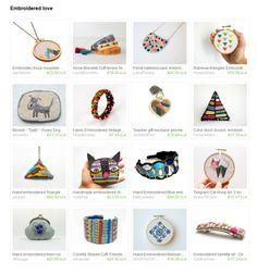Arrow Bracelet, Cuff Bracelets, Teacher Gifts, Triangle, Rainbow, Brooch, Embroidery, Love, Floral