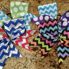 Savvy's Bowtique bows are high quality at low prices!  Savvyscheerbowtique on Etsy!