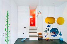 Minimalist Design For Children Playroom