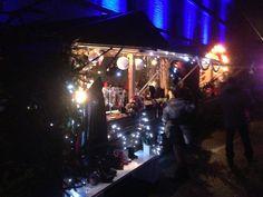 Fort des rousses Marche de Noël