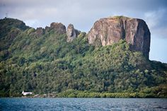 Sokehs Rock in Pohnpei. Spent a wonderful year of my life here