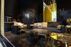 Versace Home - Exhibitor at Salone Del Mobile #SaloneDelMobile #Milan #Design #iSaloni #MDW2017 #salone2017 #designweek #milandesignweek #Milano #fuorisalone #livingroomideas #exclusivedesign