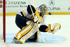 Pekka Rinne. 2/27/13 The BEST goalie in the NHL