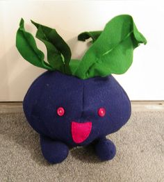 Great tutorial for Pokemon fan-made plushies! I really want to make one! :D