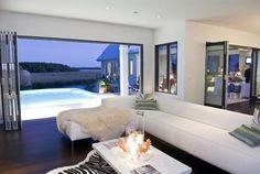 Creek Landing 2 - contemporary - Living Room - Charleston - Southeastern Custom Homes
