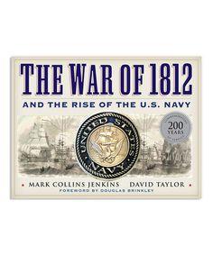 Look what I found on #zulily! War of 1812 Hardcover #zulilyfinds