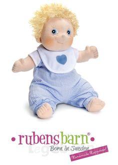 Rubens Kids - Dreng - Linus (med lys hud).