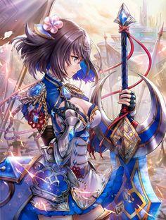 Like An Product Mobile Anime Art Fantasy, Fantasy Girl, Fantasy Art Women, Fantasy Kunst, Fantasy Artwork, Fantasy Character Design, Character Design Inspiration, Character Art, Anime Angel