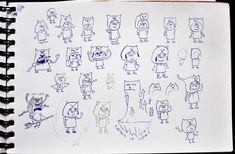 Ever wondered how was Catie, main character of Catie in MeowmeowLand game, created? Well, here you can see the sketch development by illustrator's hand! Which one do you like the most? Main Character, Illustrator, Sketches, Adventure, Games, Art, Craft Art, Illustrators, Sketch