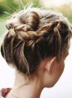 13 Beautiful Buns That Are Anything But Basic : Lucky Magazine