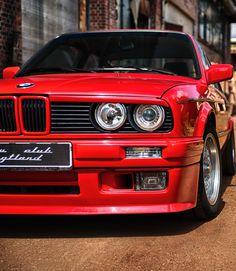 BMW E30 #CarFlash