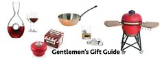 Gift Guides for Christmas 2016