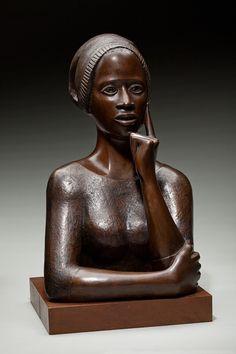#ElizabethCatlett #sculpture #skulptur