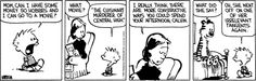 Calvin and Hobbes Comic Strip February 02 2016 on GoComics.com