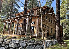 Custom Handcrafted Post and Beam Log Homes, Built using Western Red Cedar and Douglas Fir Premium Grade Building Logs in British Columbia, Canada Log Cabin Homes, Log Cabins, Mountain Cabins, Timber Frame Homes, Post And Beam, Western Red Cedar, Douglas Fir, Beams, Photo Galleries