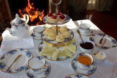 Authentic Afternoon Tea: recipes for cucumber sandwiches and English Cream Scones