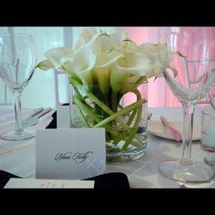 Stoneblossom Floral & Event Design: New England's premeire florist and event designer for weddings and Events. White Wedding Flower Arrangements, Ivory Wedding Flowers, Floral Wedding, Floral Arrangements, Lily Wedding, Wedding Fun, Wedding Book, Wedding Bells, White Flowers