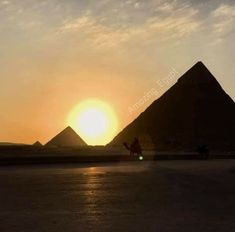 Giza, Celestial, Sunset, Outdoor, Outdoors, Sunsets, Outdoor Games, The Great Outdoors, The Sunset