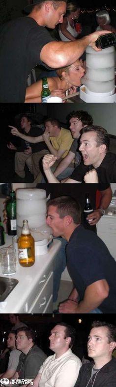 Dude no - drunk