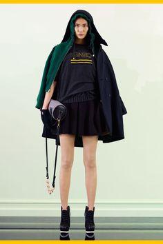 Kenzo Women Pre-Fall 2012