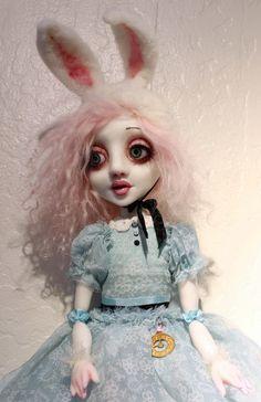 I'm Late (Alice's White Rabbit)  Sheri DeBow