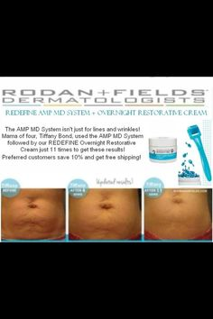 Amazing right?? RF can make this happen. Contact me for more details. jcnelson.myrandf.com