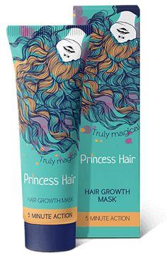 Princess Hair haarmasker voor haargroei