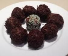 Recipe Choc Mint balls by JustMe - Recipe of category Desserts & sweets