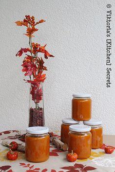 [Themenwoche] Kürbis- Orangen Marmelade