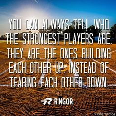 Great quote about sportsmanship!
