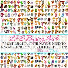 LPS Buying Guide: 7 Most Important Things You Need to know Before You Buy Littlest Pet Shop Little Pet Shop, Little Pets, Lps For Sale, Lps Toys, Lps Littlest Pet Shop, Funny Art, Animal Design, Cool Toys, Album Covers