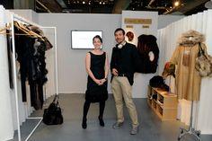3rd Edition - March 29th to April 1st, 2012, Cité de la Mode et du Design - Paris / Designer : Harricana