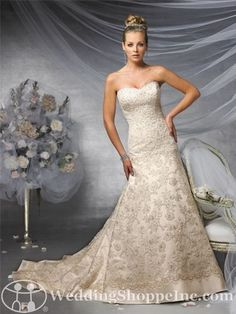 Bridal Gowns James Clifford J1824 Bridal Gown Image 1