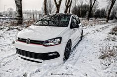 Winter Volkswagen Polo, Vw, Polo R, Mustang Cars, Cars And Motorcycles, Jeeps, Vehicles, Winter, Inspiration