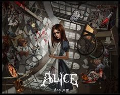 New concept for possible sequel to Alice Alice Asylum