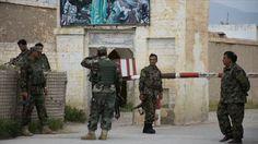 Ataque à base militar no Afeganistão